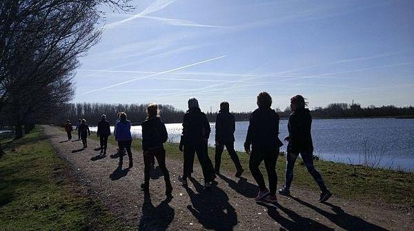 Sportief wandelen SterkLopen Vlaardingen