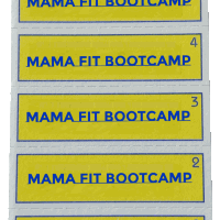 Mama Fit Bootcamp strippenkaart