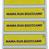 Mama Run Bootcamp Strippenkaart