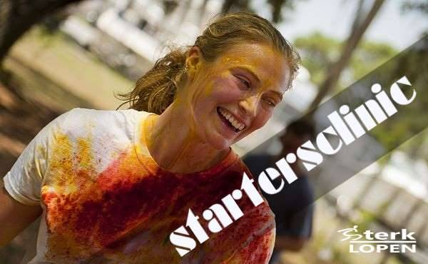 Startersclinic Vlaardingen Beginnen met hardlopen