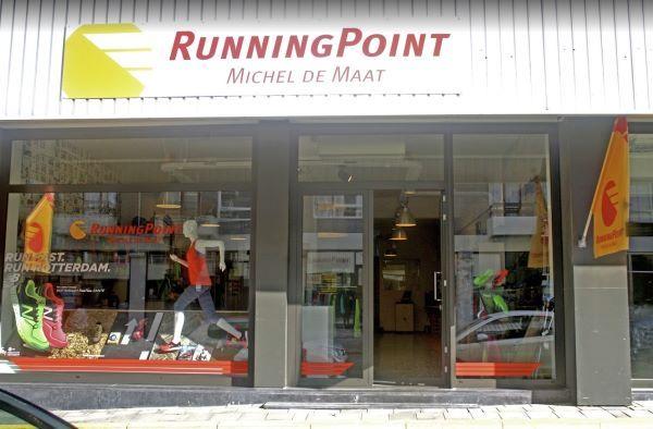 Korting bij RunningPoint Michel de Maat