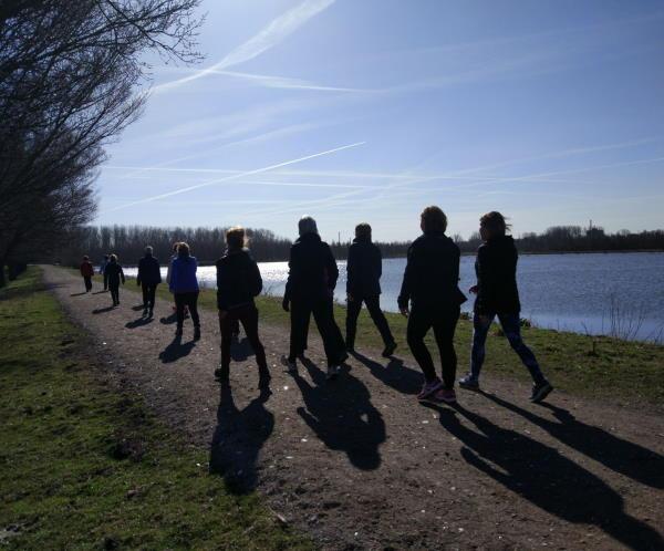 Sportief Wandelen Vlaardingen Schiedam Maassluis